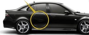 Полировка царапины на кузове автомобиля