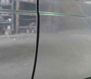 дефект матовости после покраски автомобиля