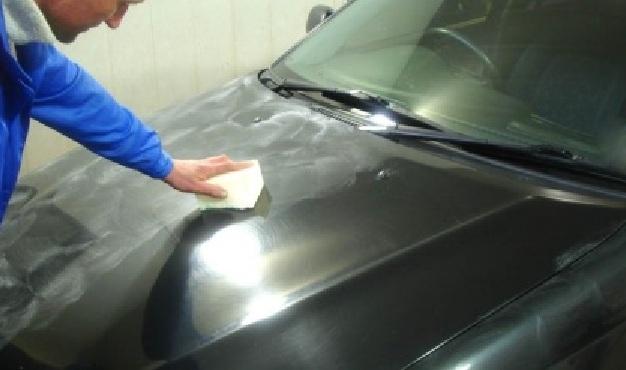 Воск для полировки автомобиля