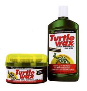 Полироль для кузова автомобиля Turtle Wax