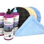 Средства для полировки пластиковых фар