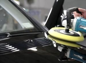 Полировка кузова нового автомобиля своими руками