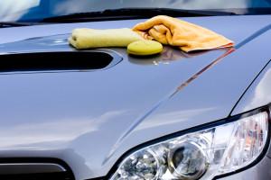 Полировка нового автомобиля