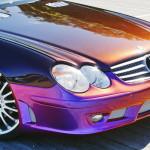 Тонкости акриловой покраски автомобиля