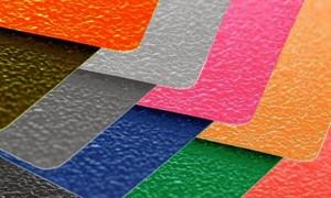 Разновидности цветов краски Raptop U-POL