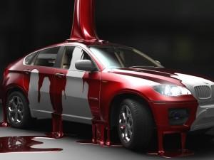 Сколько нужно краски для покраски автомобиля
