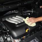 Мойка двигателя авто: технология, выбор средств