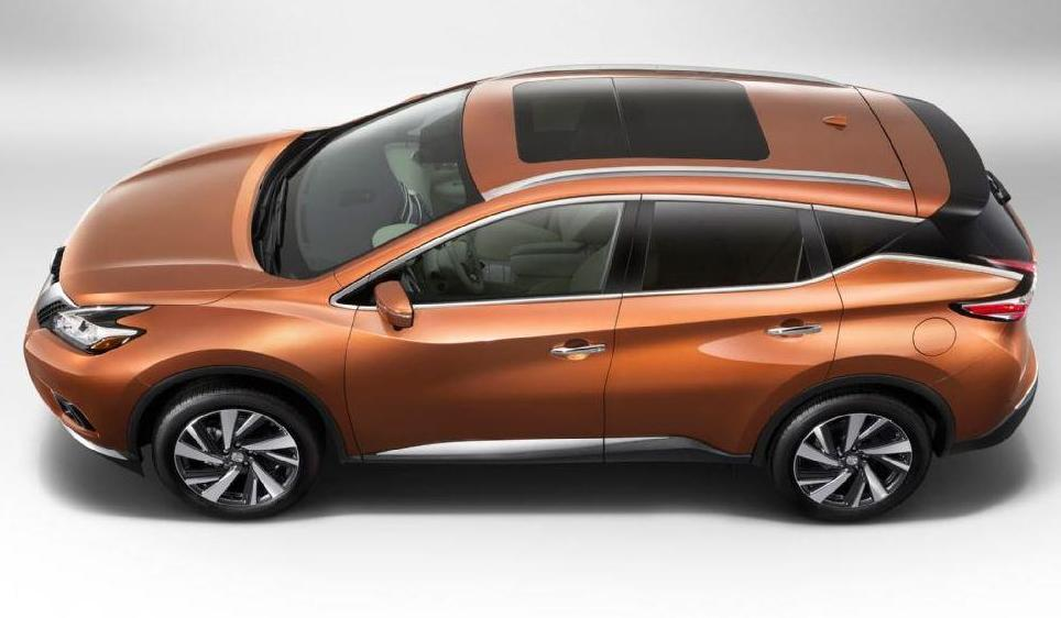 Новый Nissan Murano LE-R 2016 - технические характеристики, фото
