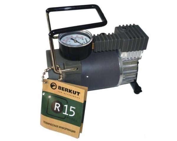 Отечественный компрессор Беркут R15