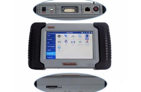 Автосканеры для диагностики автомобилей Autel MaxiDas DS708