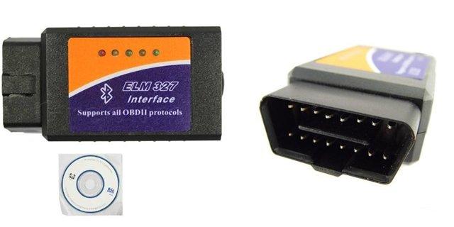 Автосканеры для диагностики автомобилей elm327