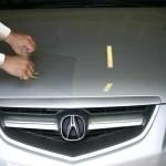 Антигравийная пленка: надежная защита автомобиля