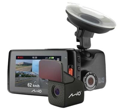 Автомобильный видеорегистратор Mio MiVue 698 - отзывы, цена