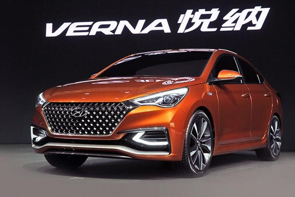 Hyundai Solaris 2017 года - новый кузов, комплектации, фото