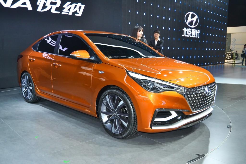 Hyundai Solaris 2017 года - технические характеристики, начало продаж в России