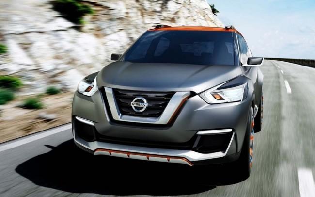 Nissan Juke 2017 в новом кузове - комплектации и цены