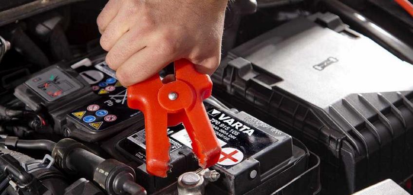 Как зарядить батарею без демонтажа с машины