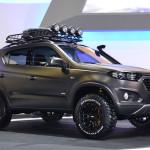 Niva Chevrolet 2017 — самые актуальные новости