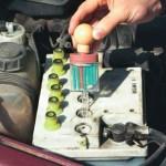 Как самому заменить электролит в аккумуляторе автомобиля