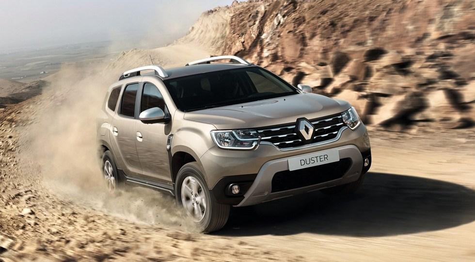 2017 - Nouveau Renault Duster