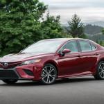 Тойота Камри 2018 в новом кузове: фото, цена