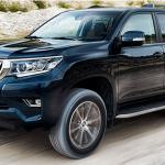 Тойота Прадо 2018 новый кузов: комплектации и цены, фото