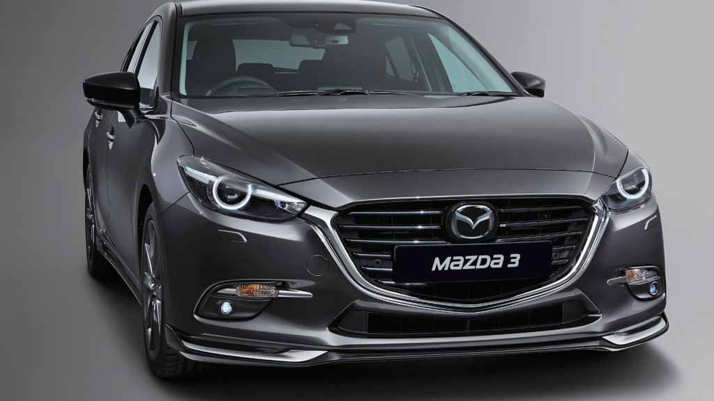 Mazda 3 2018 Mexico Photos 1800x1013