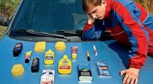 Защитный полироль для кузова автомобиля тесты