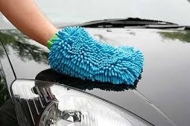 Восстановительная полировка кузова автомобиля. Обработка вручную.