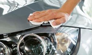 Защитная полировка кузова автомобиля. Нанесение полироли вручную.