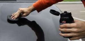 Технология нанесения цветной полироли на кузов автомобиля