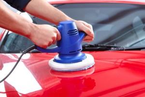 Полировка кузова автомобиля в домашних условиях