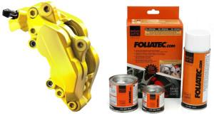 Краска для суппортов Foliatec