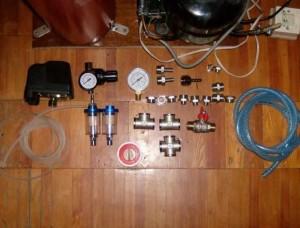 Материалы для компрессора из холодильника