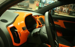 Покраска торпедо автомобиля своими руками