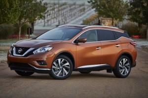 Новый Nissan Murano XE 2016 - технические характеристики, фото