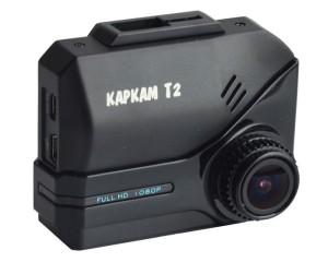Автомобильный видеорегистратор КАРКАМ Т2 - отзывы, цена