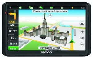Автомобильный навигатор Prology iMap – 5600 Black - отзывы, цена