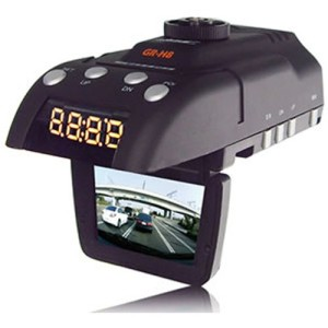 Антирадар с видеорегистратором Conqueror GR — H8+GPS - цена, отзывы