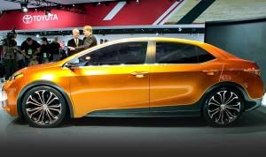 Новая Toyota Corolla 2017 года - комплектации и цены