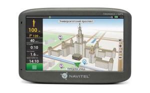 автомобильный навигатор Navitel G500 - отзывы, цена