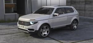 Новая лада (Lada) 4х4 2017 года - фото, комплектации и цены