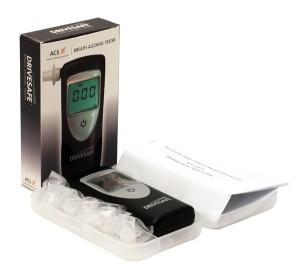 Алкотестер Симс-2 Drivesafe ll (цена + отзывы)