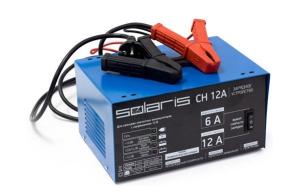 Зарядное устройство Solaris CH 12A - цена, отзывы