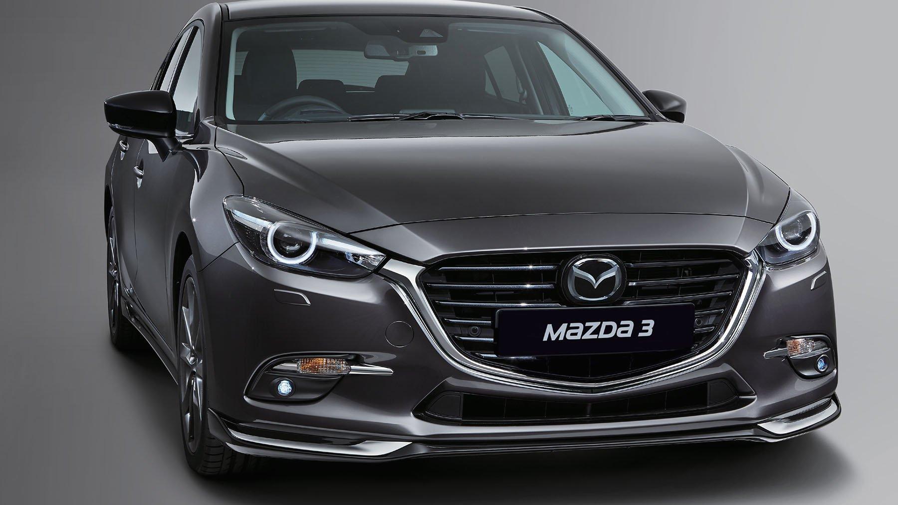 Mazda 3 2018 Mexico Photos 1800x1013