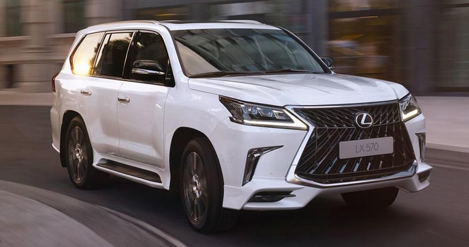 Lexus LX 570 2019-2020 - цена (новая), комплектации и технические характеристики || Лексус ЛХ 570 2018 в новом кузове цены комплектации фото видео тест-драйв